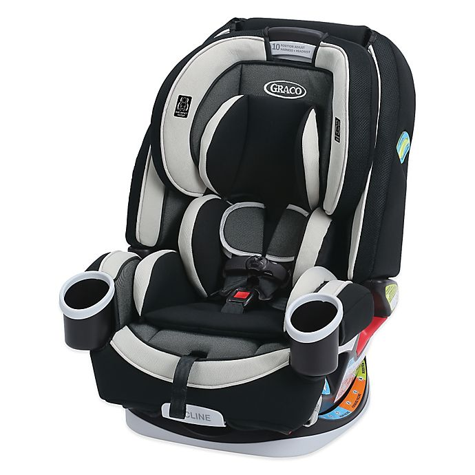 Graco 4ever All In 1 Convertible Car Seat In Tuscan Bed Bath