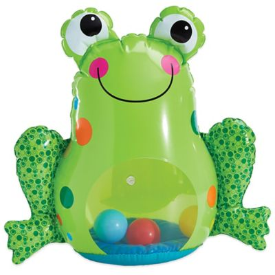 Earlyears Inflatable Froggy Roly Poly Toy Buybuy Baby