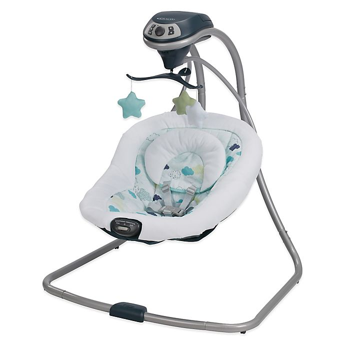 Alternate image 1 for Graco® Simple Sway™ Swing in Stratus™