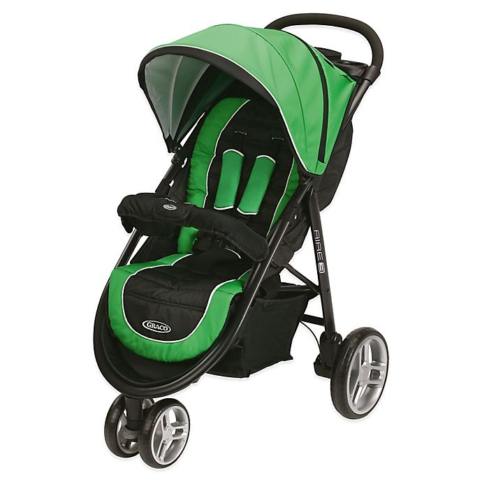 Alternate image 1 for Graco® Aire3® Click Connect™ Stroller in Fern™