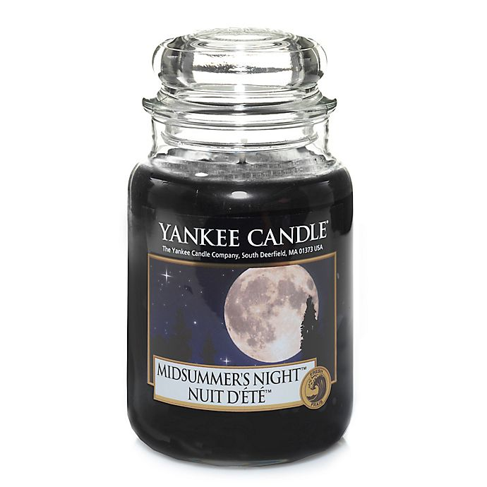 Alternate image 1 for Yankee Candle® Midsummer's Night™ Large Classic Jar Candle