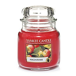 Yankee Candle® Macintosh Medium Classic Jar Candle