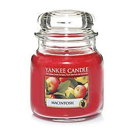 Yankee Candle® Macintosh Medium Classic Jar Candle