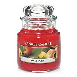Yankee Candle® Macintosh Small Classic Jar Candle