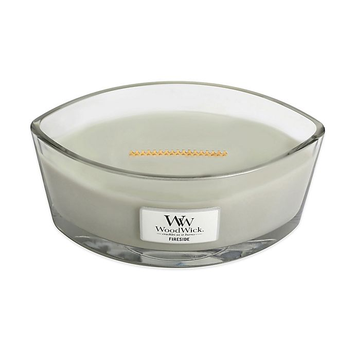 Alternate image 1 for WoodWick® Fireside Large Candle