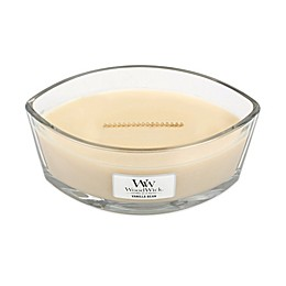 WoodWick® HearthWick Flame® Vanilla Bean Large Candle
