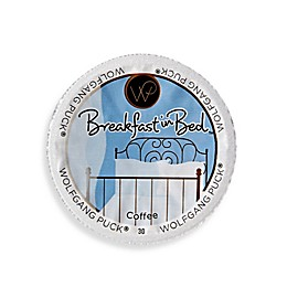 18-Count Wolfgang Puck® Breakfast in Bed™ Coffee for Single Serve Coffee Makers