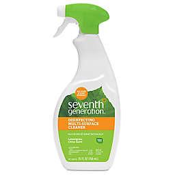Seventh Generation™ 25 oz. Lemongrass Citrus Multi-Surface Cleaner