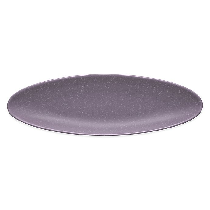 Alternate image 1 for Noritake® Colorwave 9-Inch Oblong Tray in Plum