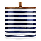 kate spade new york Charlotte Street™ West Large Canister in Indigo