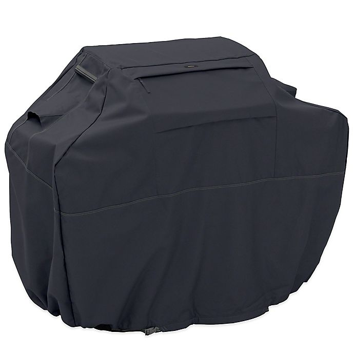 Alternate image 1 for Classic Accessories® Ravenna Grill Cover in Black