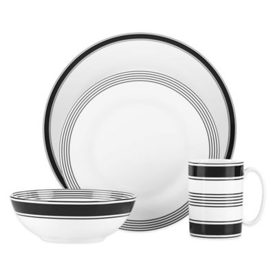 Ordinaire Kate Spade New York Concord Square™ Dinnerware Collection | Bed Bath U0026  Beyond