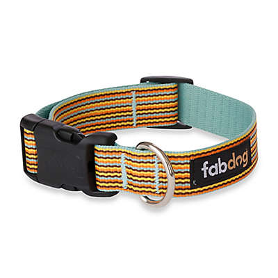 Fab Dog Striped Collar