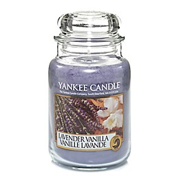 Yankee Candle® Lavender Vanilla™ Large Classic Jar Candle