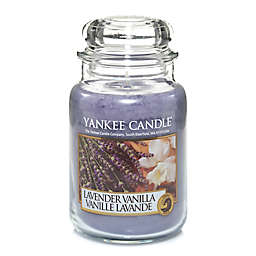 Yankee Candle® Lavender Vanilla™ Large Classic Jar Candle