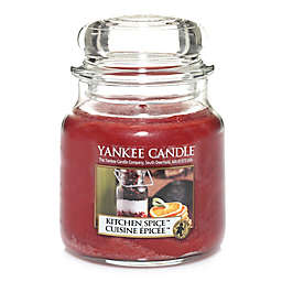 Yankee Candle® Kitchen Spice™ Medium Classic Jar Candle