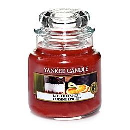 Yankee Candle® Kitchen Spice™ Small Classic Jar Candle