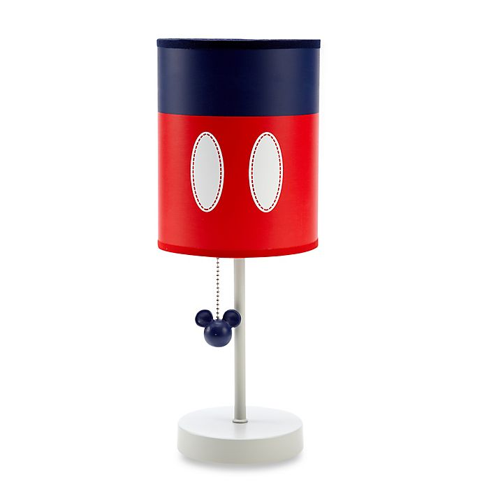 Alternate image 1 for Disney® Mickey's Best Buddies Lamp Base with Shade