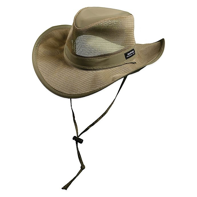 8b562725 Panama Jack® Mesh Seven Seas Safari Hat | Bed Bath & Beyond