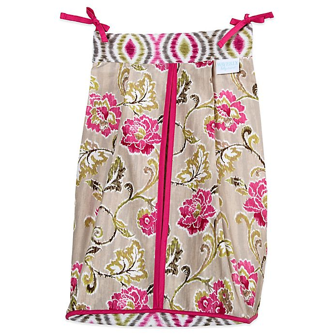 Alternate image 1 for Waverly® Baby by Trend Lab® Jazzberry Diaper Stacker