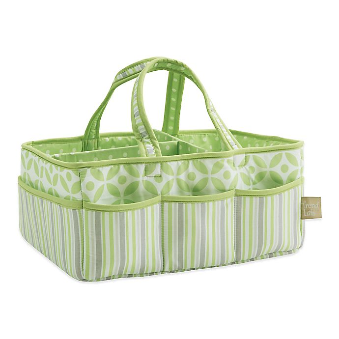 Alternate image 1 for Trend Lab® Lauren Diaper Caddy