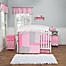 Part of the Trend Lab® Lily Crib Bedding Collection