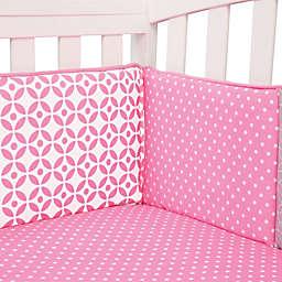 Trend Lab® Lily 4-Piece Crib Bumper Set