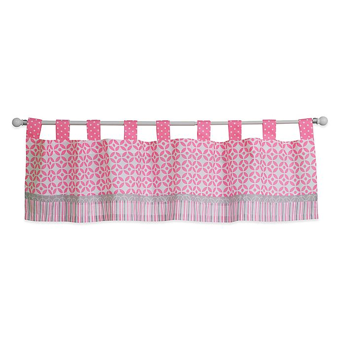 Alternate image 1 for Trend Lab® Lily Window Valance