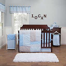 Trend Lab® Logan 3-Piece Crib Bedding Set