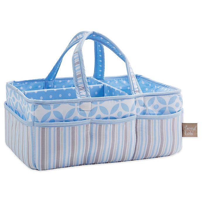 Alternate image 1 for Trend Lab® Logan Diaper Caddy