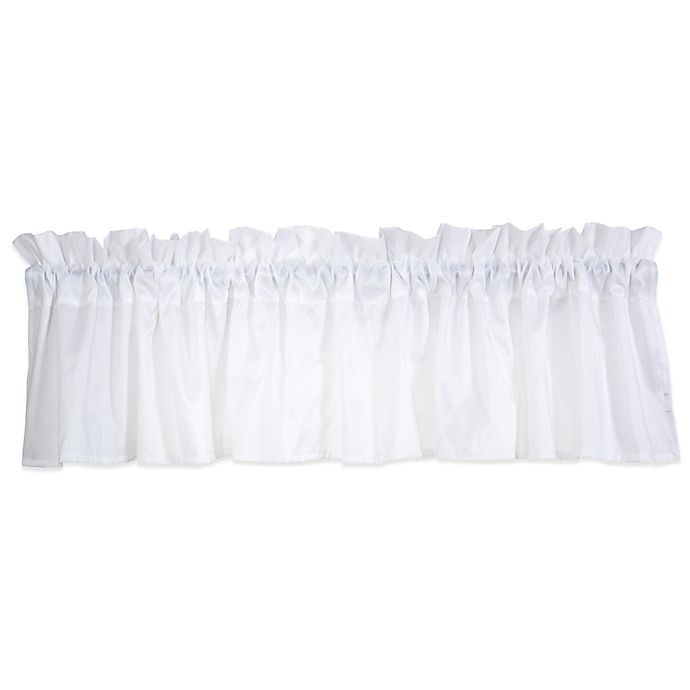 Alternate image 1 for Trend Lab® Marshmallow Window Valance