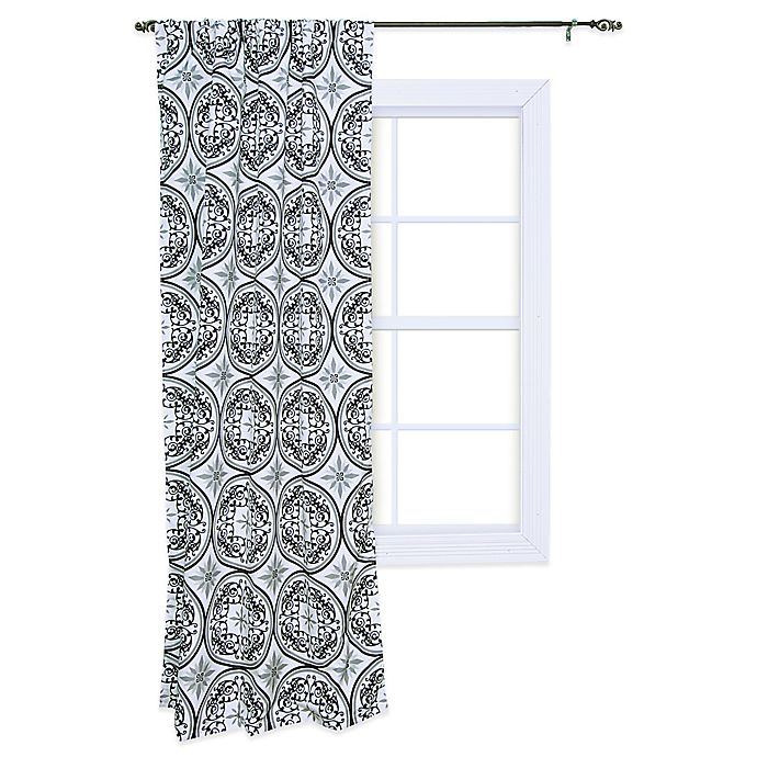 Alternate image 1 for Trend Lab® Medallions 84-Inch Window Panel