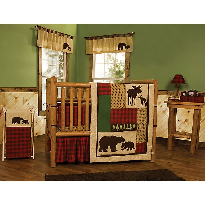 Alternate image 1 for Trend Lab® Northwoods Crib Bedding Collection