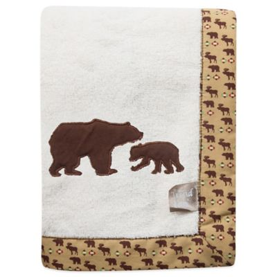 Trend Lab 174 Northwoods Receiving Blanket Buybuy Baby