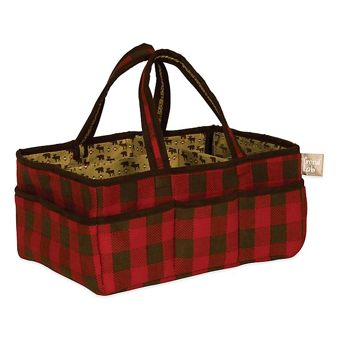 Alternate image 1 for Trend Lab® Northwoods Diaper Caddy