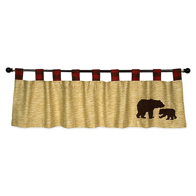 Alternate image 1 for Trend Lab® Northwoods Window Valance
