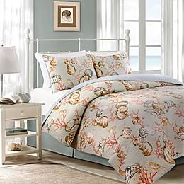 Oceanside Cottage Reversible Quilt Set
