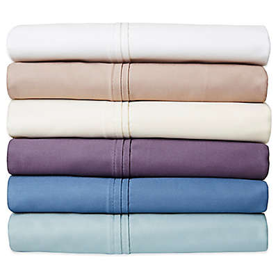 Crowning Touch 500-Thread Count Wrinkle Free & Fade No More Technology Sheet Set