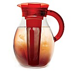 Primula® The Big 1-Gallon Iced Tea & Cold Coffee Brewer in Red