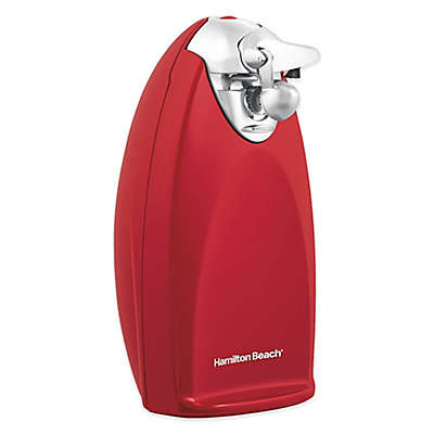 Hamilton Beach® Extra-Tall Electric Can Opener with SureCut™ Opening Technology