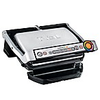 T-Fal® OptiGrill+™ Stainless Steel Indoor Electric Grill
