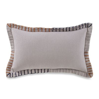 Studio 3b By Kyle Schuneman Milo Blanket Sch Oblong Throw Pillow Bed Bath Beyond