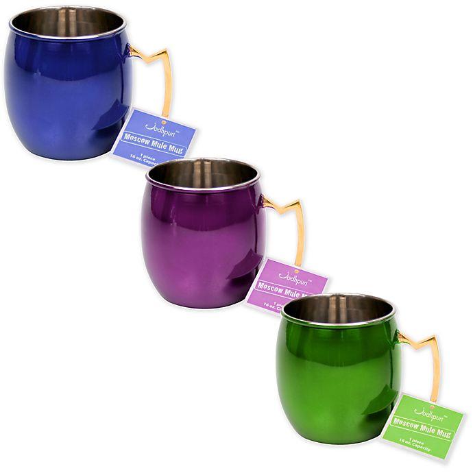 Alternate image 1 for Moscow Mule Mug