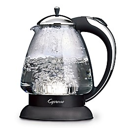 Capresso® H2O Plus Glass Water Kettle