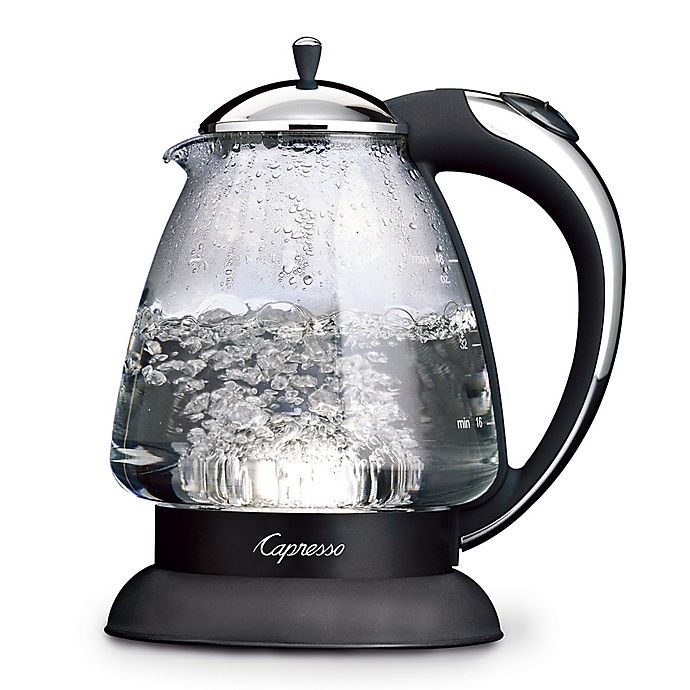 Alternate image 1 for Capresso® H2O Plus Glass Water Kettle