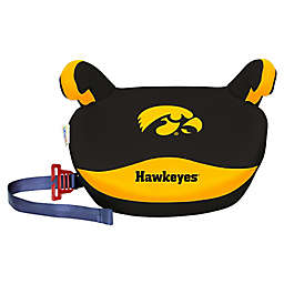 University of Iowa No Back Slimline Booster Seat