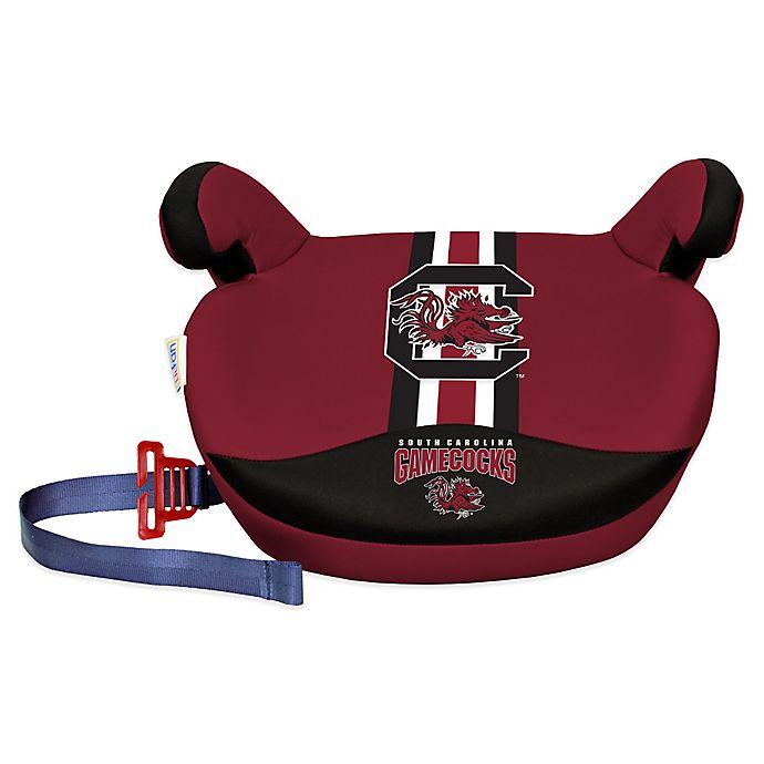 Alternate image 1 for University of South Carolina No Back Slimline Booster Seat