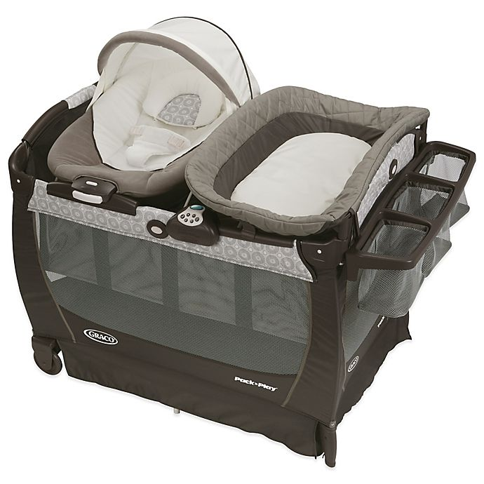 Alternate image 1 for Graco® Pack 'n Play® Playard Snuggle Suite™ LX in Abbington™