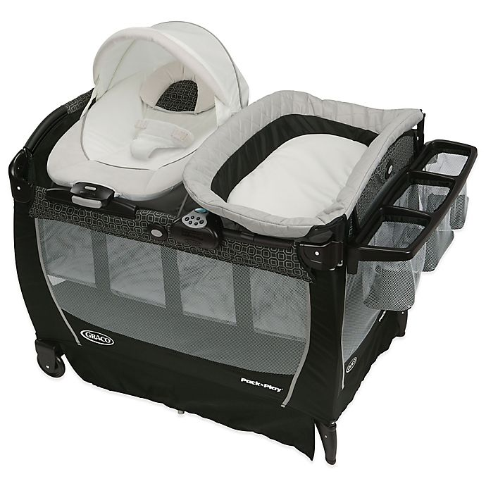 Alternate image 1 for Graco® Pack 'n Play® Playard Snuggle Suite™ LX in Pierce™
