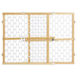 Toddleroo by North States® Quick-Fit® Oval Mesh Gate